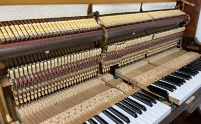 ピアノを受け継ぐこと。