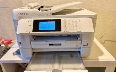 新しいコピー機